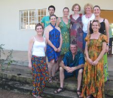 FOURTH IHLFS TRAINING VISIT TO KAMBIA