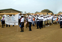 HEALTH DAY IN KAMBIA